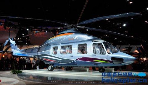 该直升机制造项目以生产美国垂直航空技术有限公司(VAT)蜂鸟系列轻型、专业型工作直升机、豪华商务直升机、多种衍生专用机