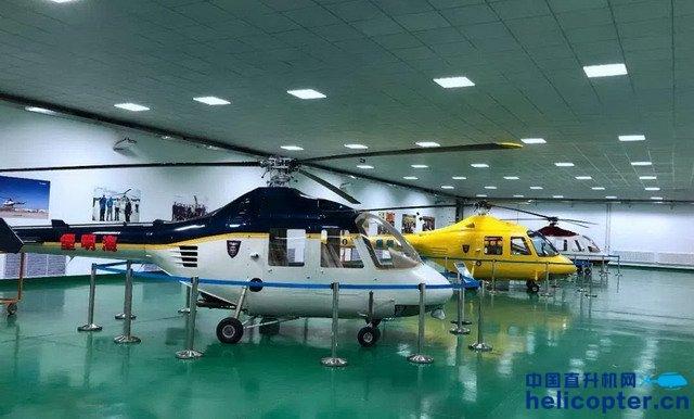快看!鄂尔多斯造的这款直升机首次曝光!