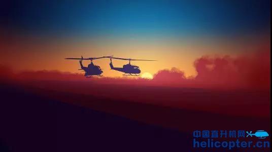 直升机7项驾驶技术,提高机上人员的存活率
